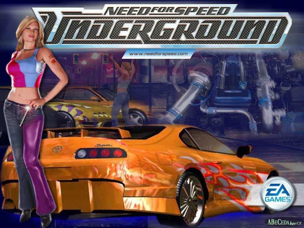 Need for speed андеграунд скачать